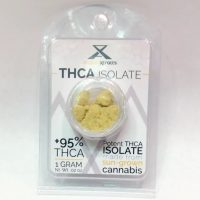 AbsoluteXtracts THCA Isolate AU (1 gram – 99.2% THCA)
