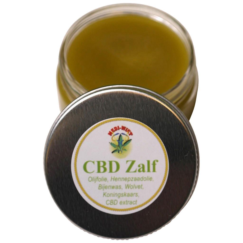 Buy CBD Cream Medi Wiet 25ml