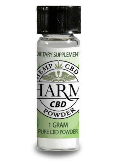 Buy Hemp CBD Powder 99% Pure