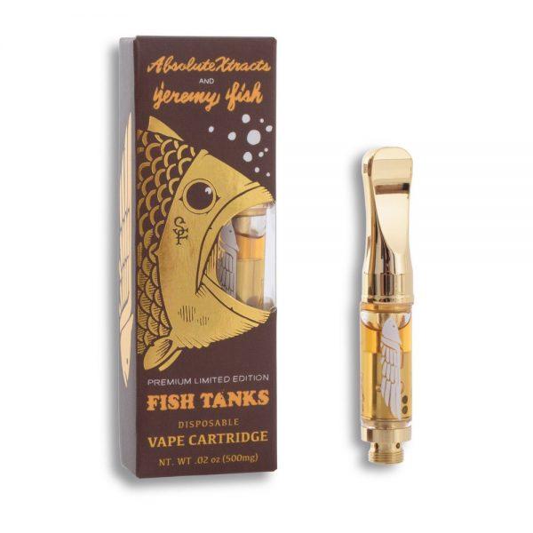 Fish Tanks Vape Oil Cartridge NZ