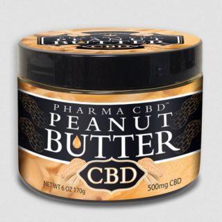 Hemp CBD Peanut Butter AU