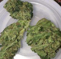 Jet Fuel Marijuana AU