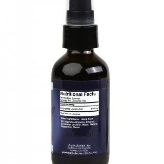 Peppermint CBD Hemp Oil Drops