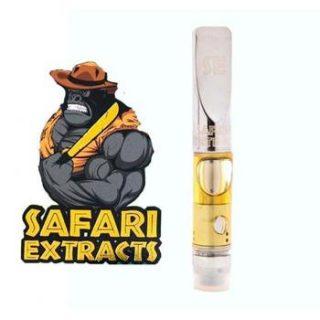 Safari Extracts Vape Oil Cartridge AU
