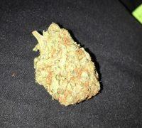 Bubble Gum Weed AU