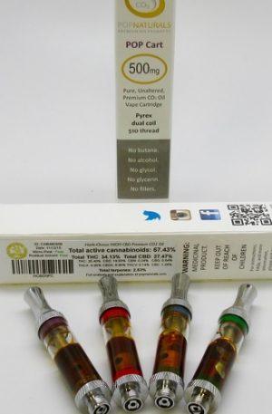 High Premium CBD CO2 Oil Cartridge Perth