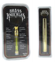Buy Brass Knuckles THC Vape Oil Cartridges AU