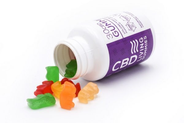 Buy CBD Living Gummies 300mg Hobart