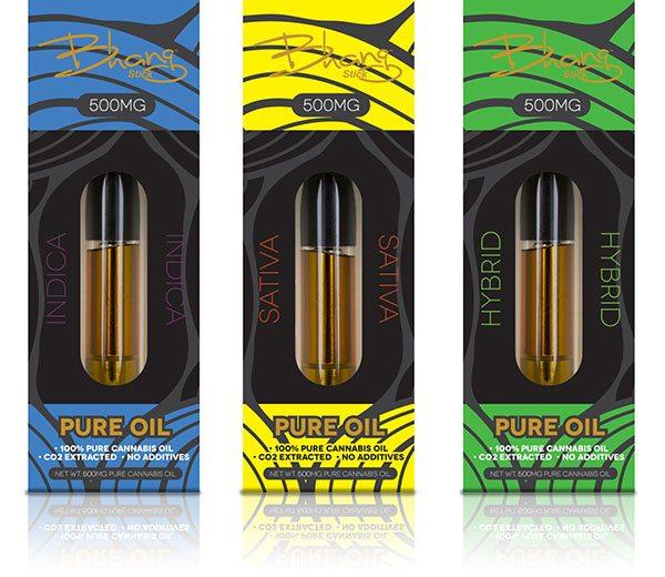 Bhang All Natural Vape Cartridges Perth