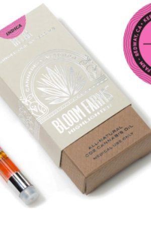 Bloom Farms Diamond OG Vape Cartridge AU
