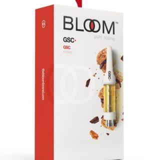 Bloom Vape GSC Vape Cartridge 500mg AU
