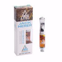 Buy Jack Herer CO2 Vape Oil Cartridges AU