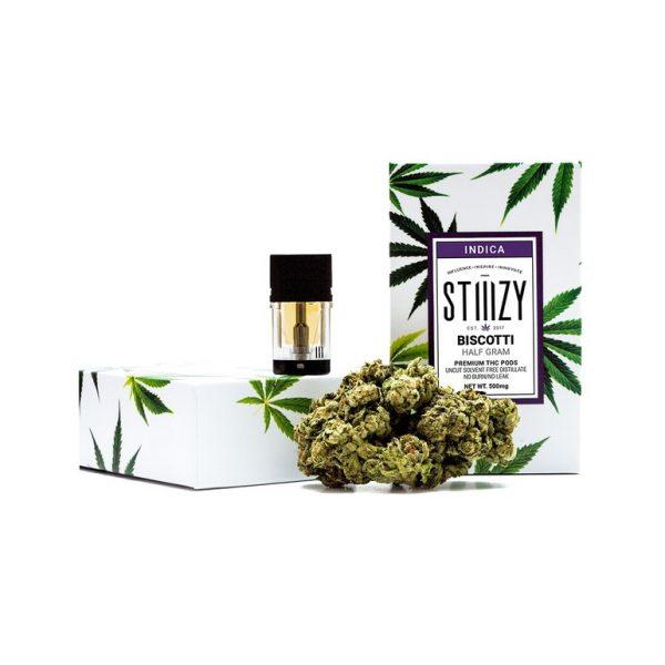 Buy STIIIZY Premium THC Pods AU