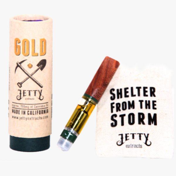 Jetty Gold Super High THC Vape Cartridges AU
