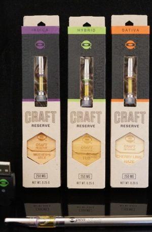 O.Pen CBD Craft Reserve Vape Cartridge Melbourne