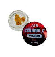 Jack Herer ATS Crumble Cobar