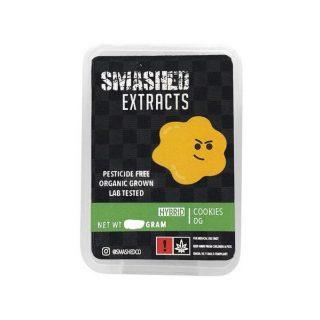 Smashed Extracts Organic Shatter Launceston