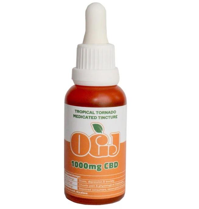 Brisbane Qld Hemp Derived Organic CBD Oil