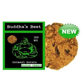 Buddha's Best Edibles 300mg THC