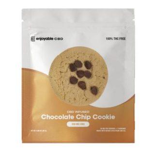 CBD Infused Chocolate Chip Cookie AU