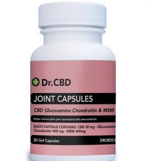 CBD Joint Capsules Hobart