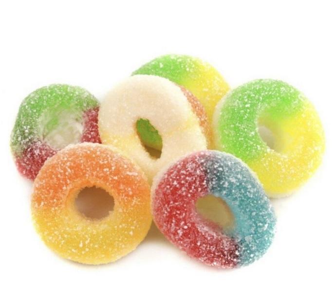 Delta-8-THC Rainbow Rings Melbourne