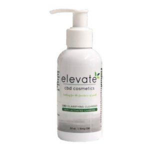 High CBD Activated Charcoal Facial Wash Tamworth