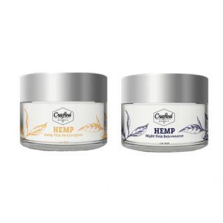 Pure Hemp Victoria CBD Oil Infused Face Creams