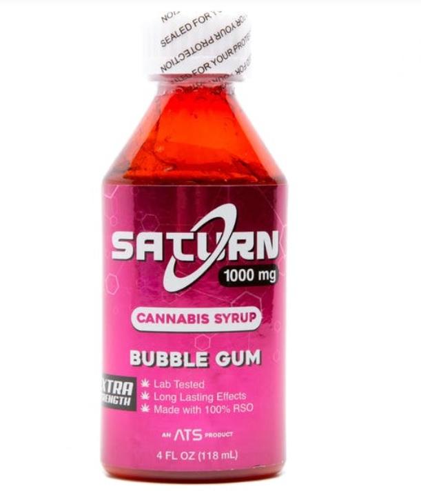 Saturn Rick Simpson Oil Cannabis Syrup AU